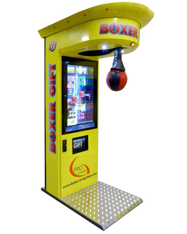 "Boxing game ""Pro gift"""