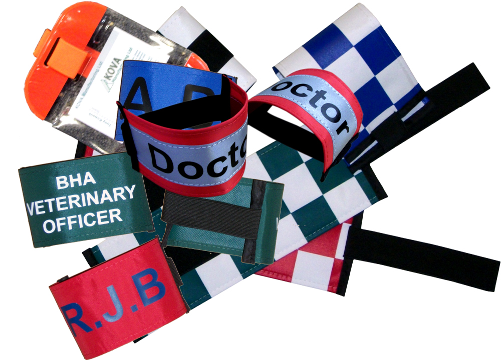 Range Of Armbands