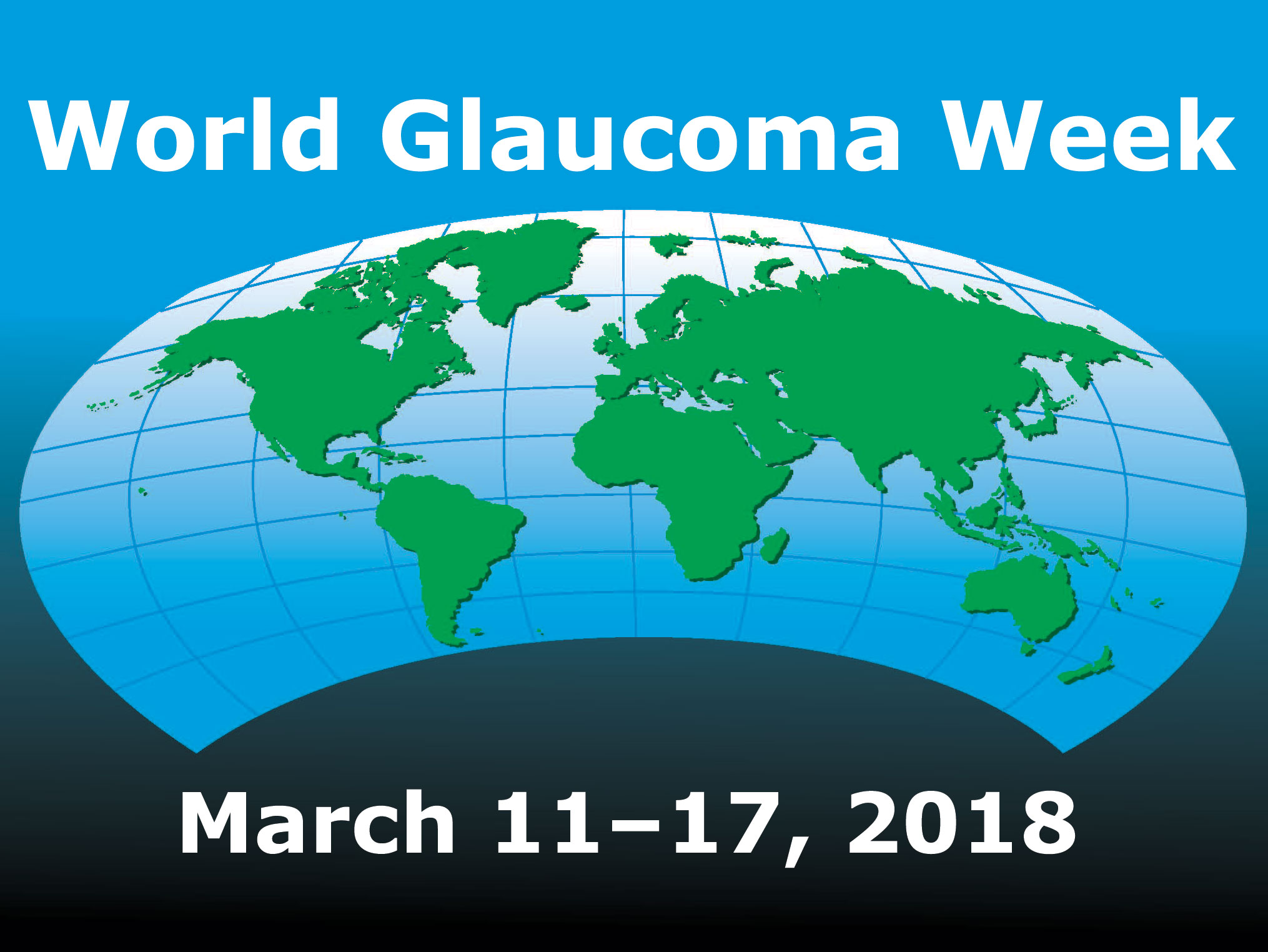 World Glaucoma Week 11-17 March 2018