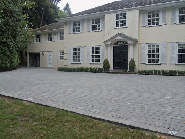 Driveways Egham by Block Paving Surrey