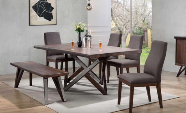 Gratiano Dining Range Table EUR599 Bench EUR299 Chairs EUR120 Each