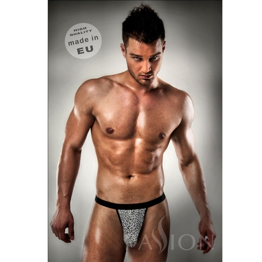 TANGA LEOPARDO 013 BY PASSION MEN LINGERIE S/M