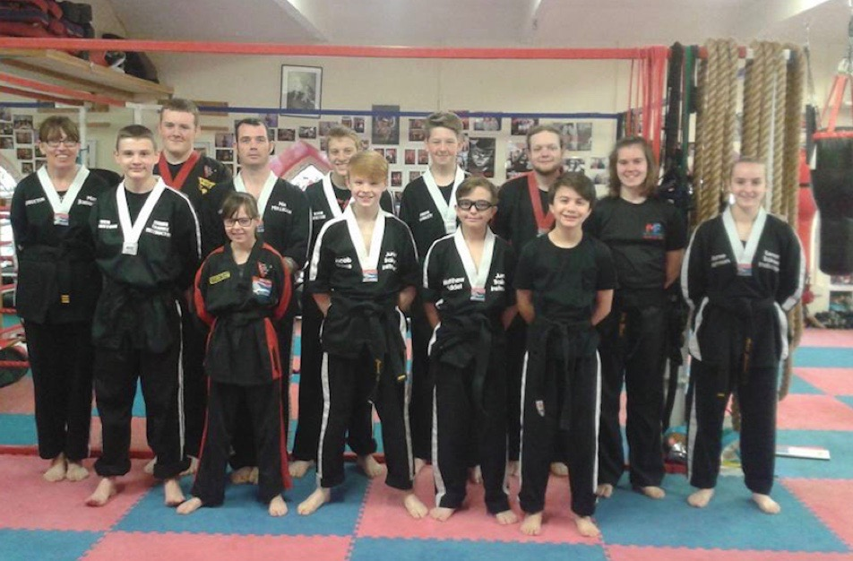 Matt Fiddes Martial Arts Classes at AA Fitness Studio Dumfries