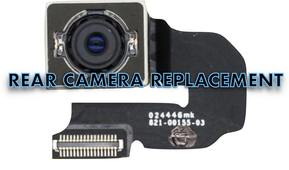 iPhone 6s Plus Camera Replacement
