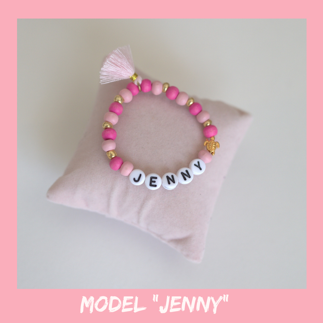 Girls Name Bracelet