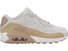 Nike Air Max 90 Light Grey-Sand Stone-White