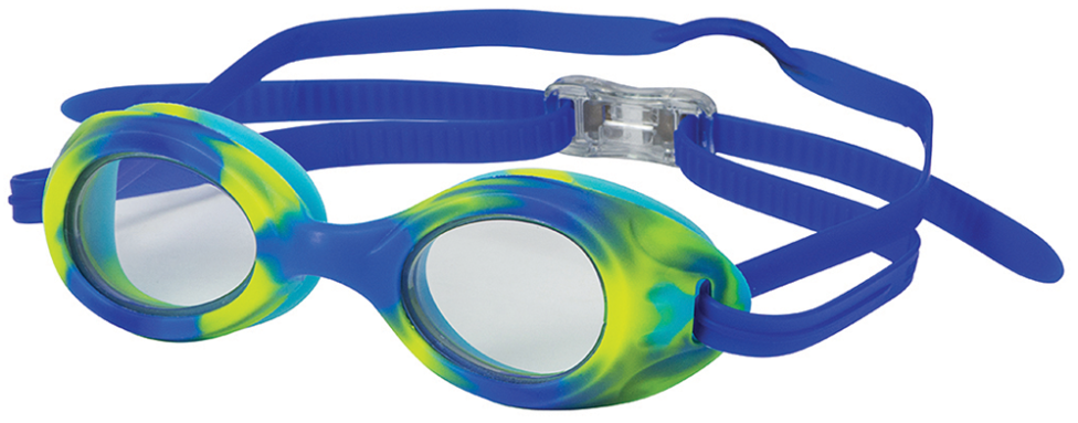 Hilco Stingray Junior 7+ swim goggles Blue/Lime