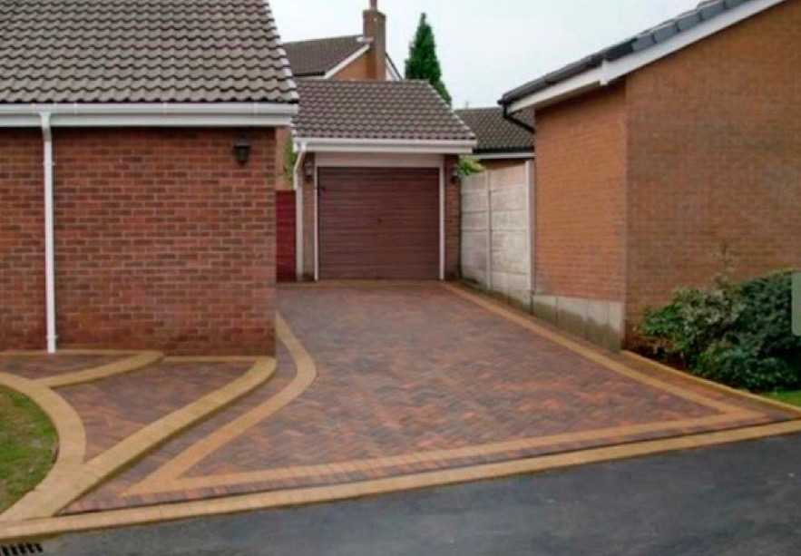 Block Paved Driveways Wolverhampton