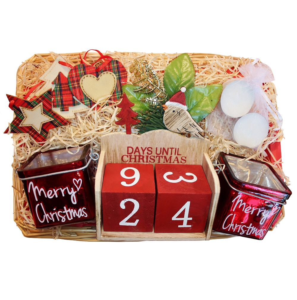 Countdown to Christmas, Gift Basket
