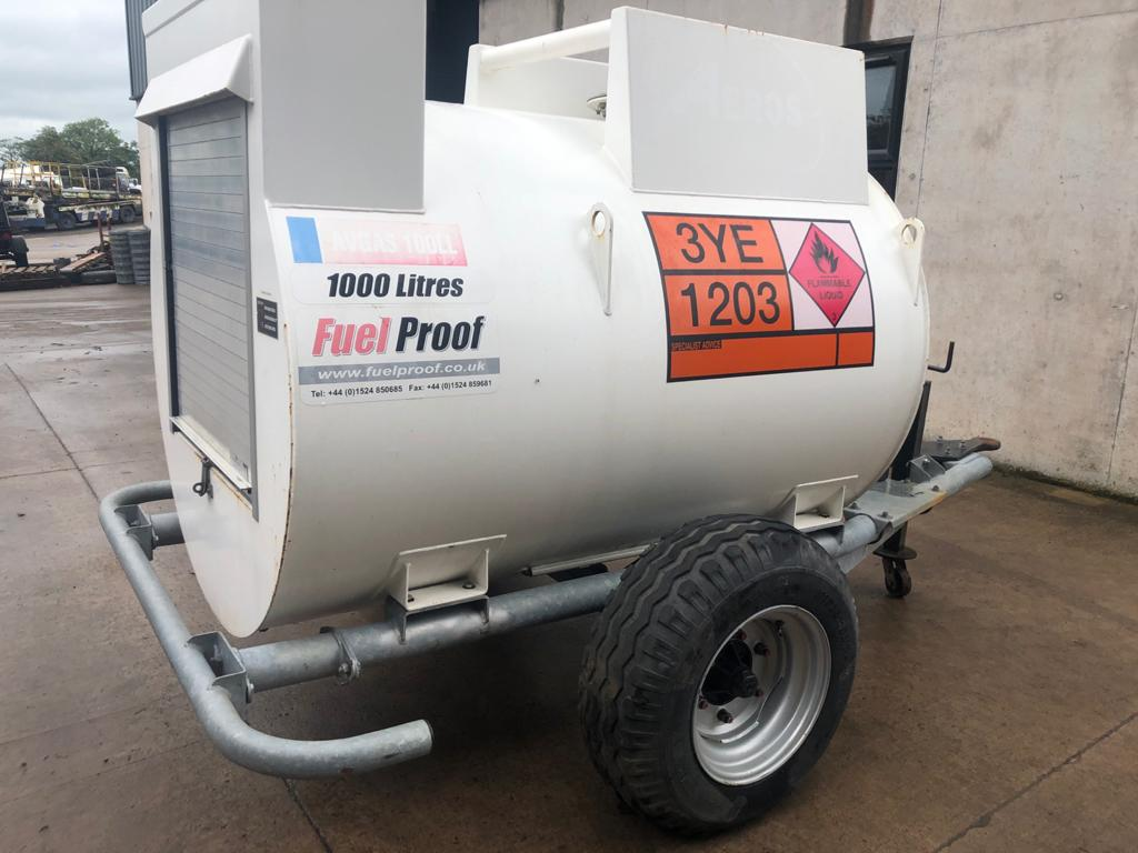 Avgas 100LL Fuel Bowser