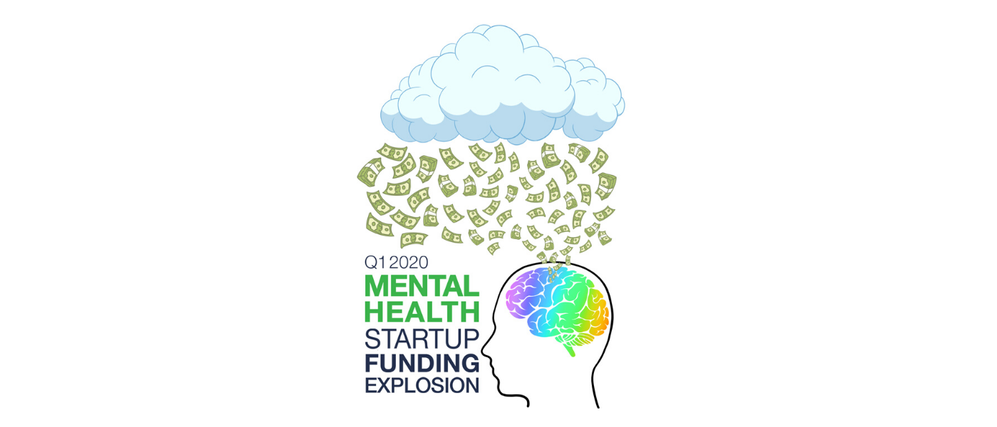 Explosion of Mental Health Startup Funding in Q1 2020