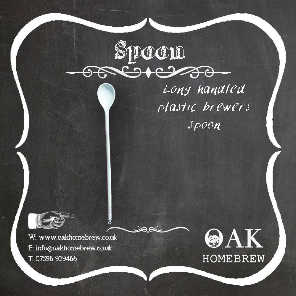 long handle plastic spoon
