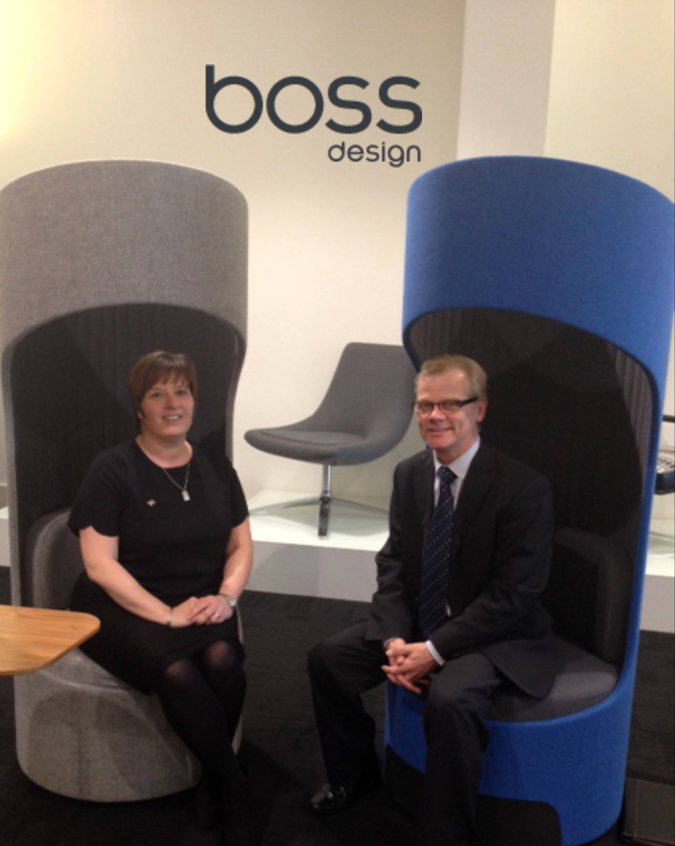 Minster Micro delivers comms for leading Midlands manufacturer Boss Design