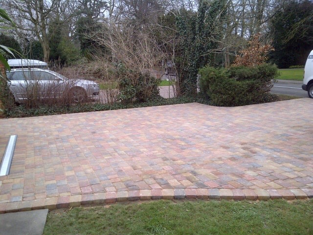 Driveways Claygate, Surrey