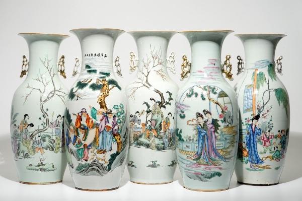 Antiek Chinees Porselein Herkennen.Chinese Vazen Verkopen Schatten Waarde Expert