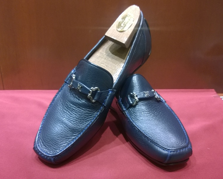 Loafer Model 663 Navy