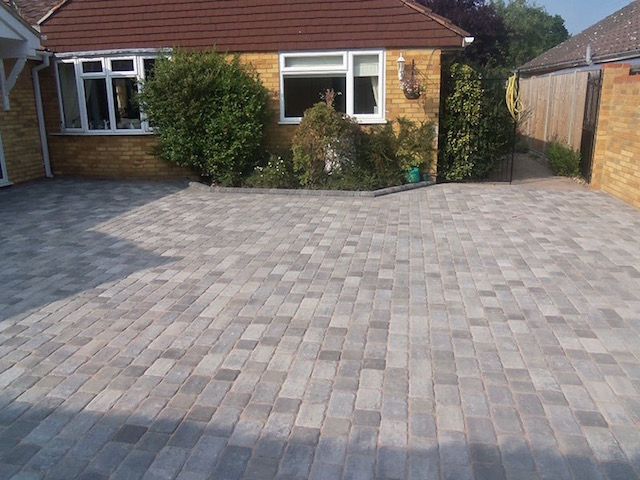 Block paved driveways Woking