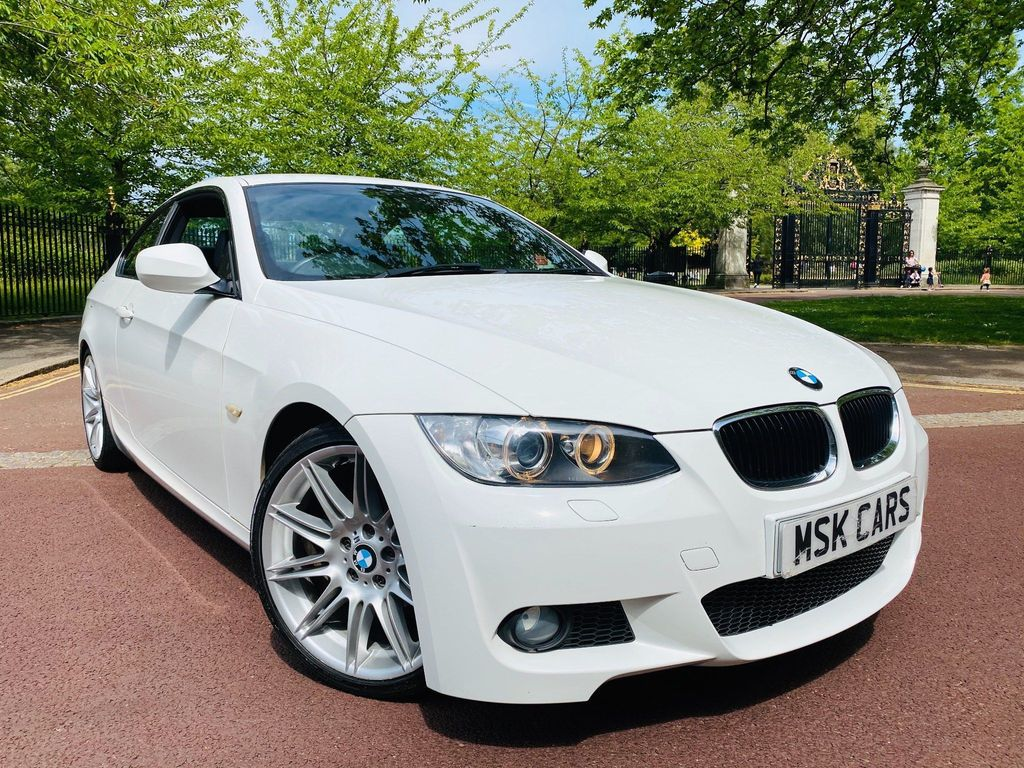 BMW 3 Series 2.0 320i M Sport Highline 2dr