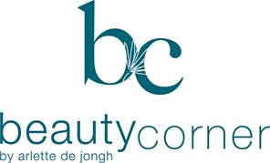 Logo beauty corner by Arlette de Jongh