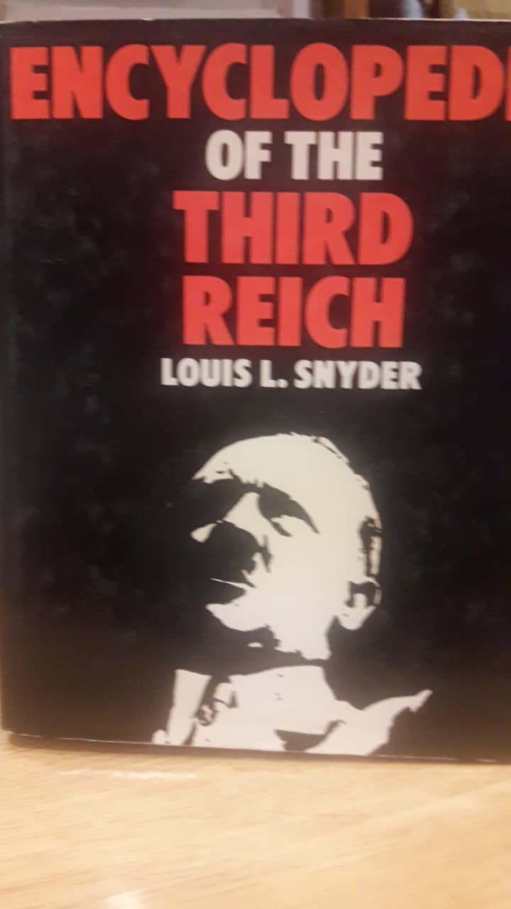 Encyclopedia of the third Reich / 410 blz
