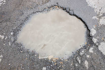 pothole repairs Stafford by County Groundforce Ltd