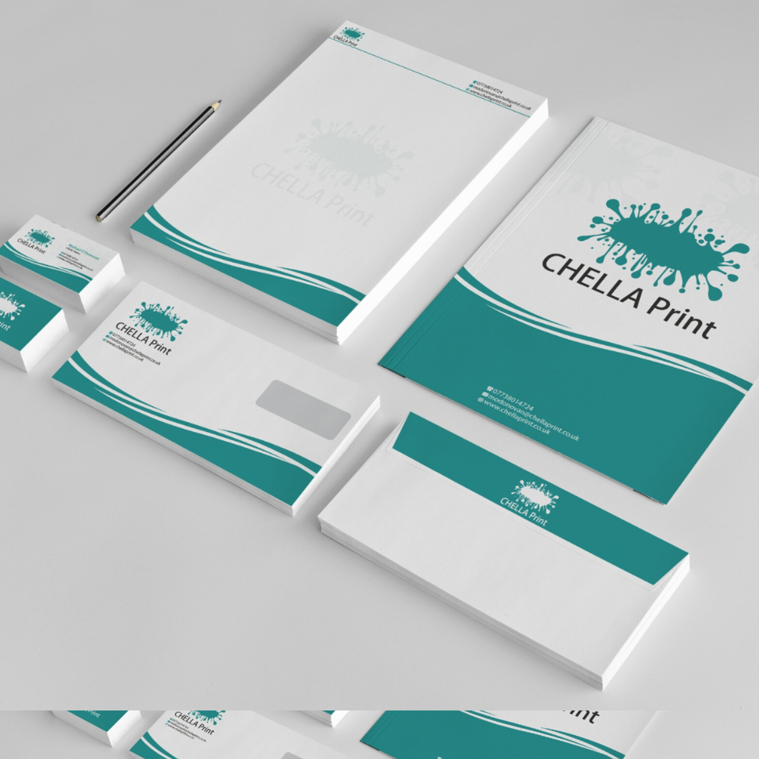 Design Stationery Package