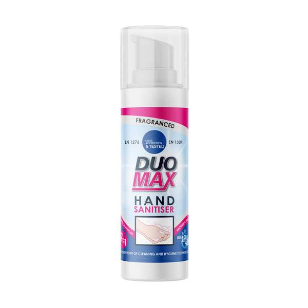 DuoMax Hand Sanitiser Foam 50ml
