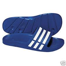 Adidas Duramo Slider Royal Blue-White