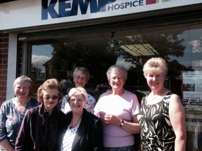 KEMP Spennells Shop Shines!