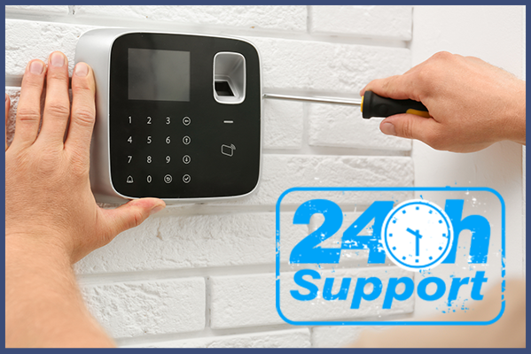 24 Hour Technical  Support  Call