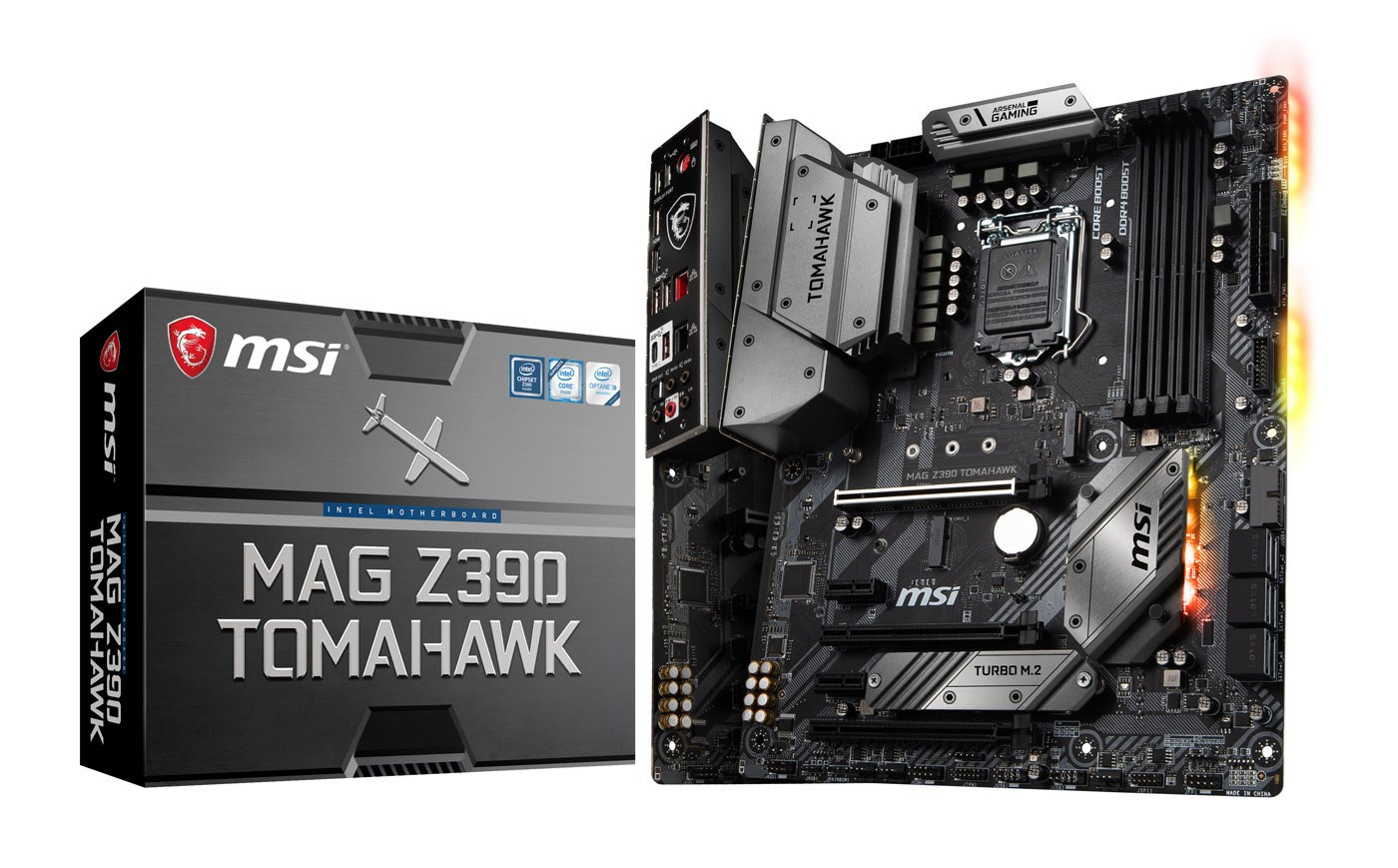 Elite Intel Core i7 Gamer Motherboard Bundle