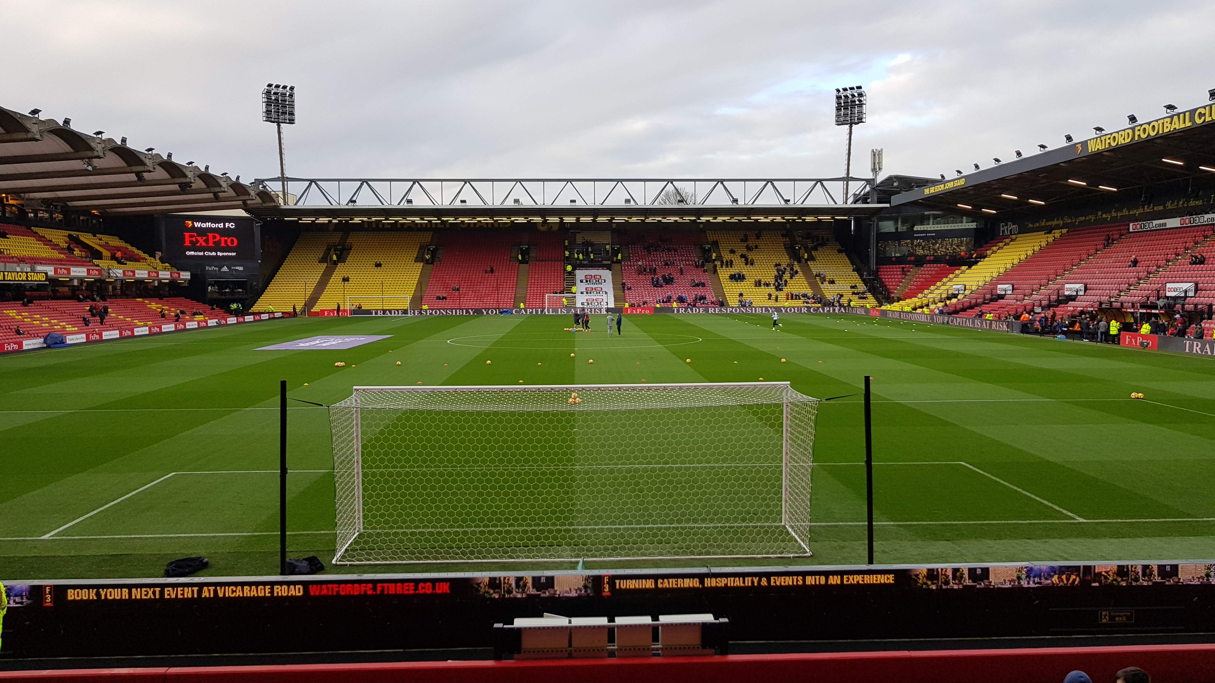 Watford 2-1 Leicester City