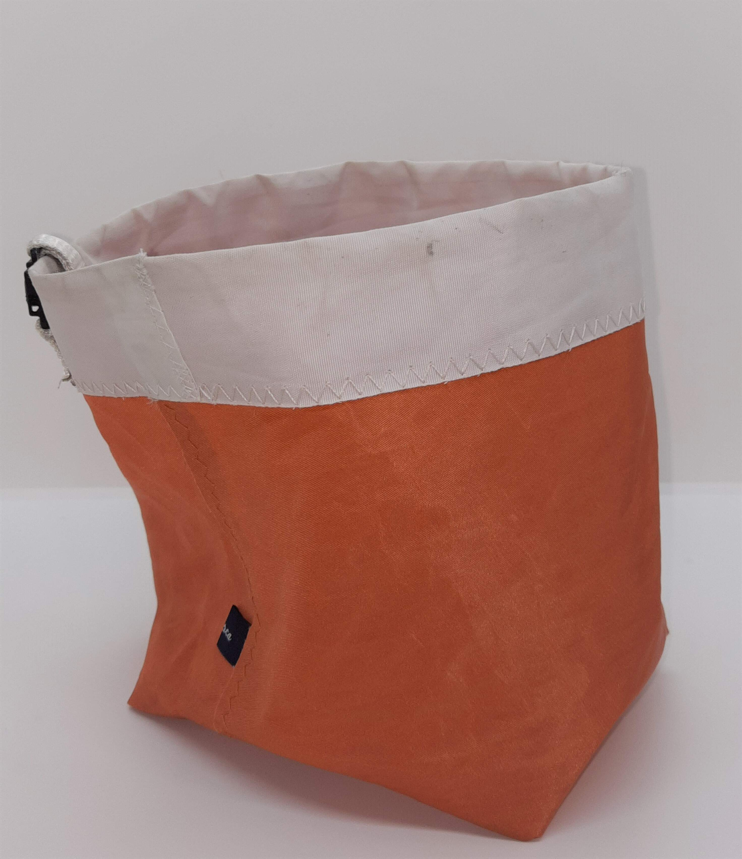 Storage bag made from Squib sail