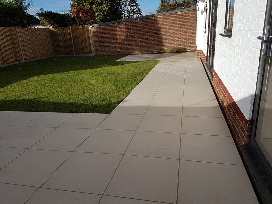 New patio by Block Paving Surrey in Windsor, Berkshire