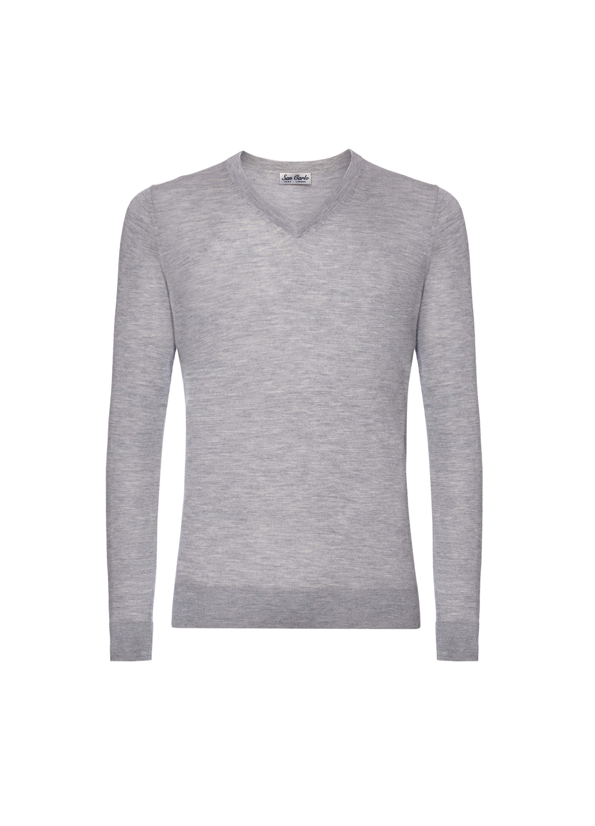 v-neck silk & cashmere light grey 02.jpg