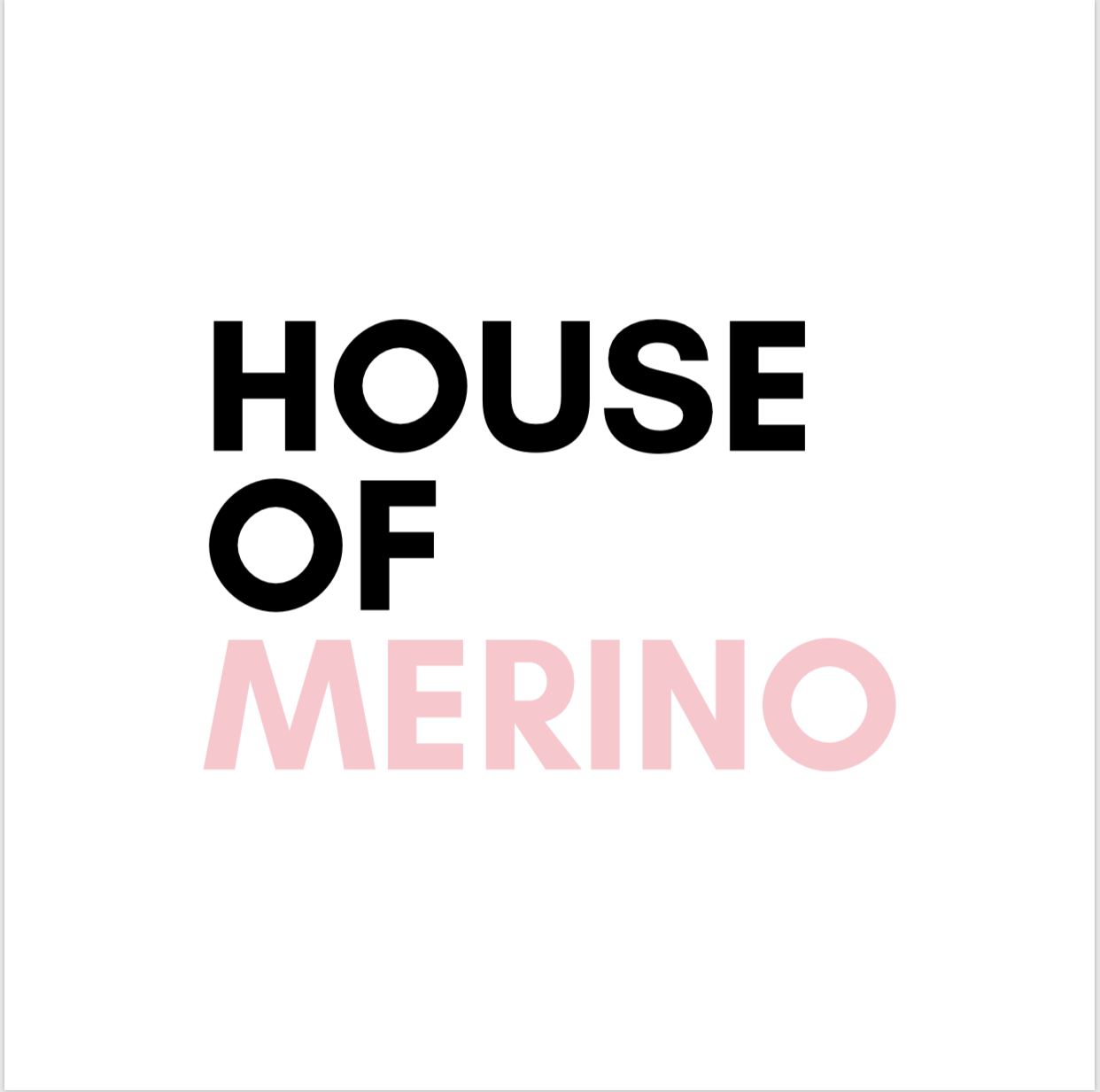 House of Merino