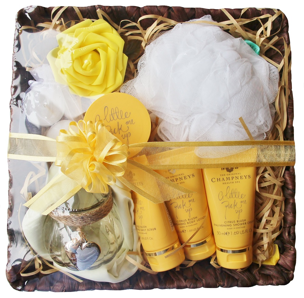Citrus Blush, Pamper Gift