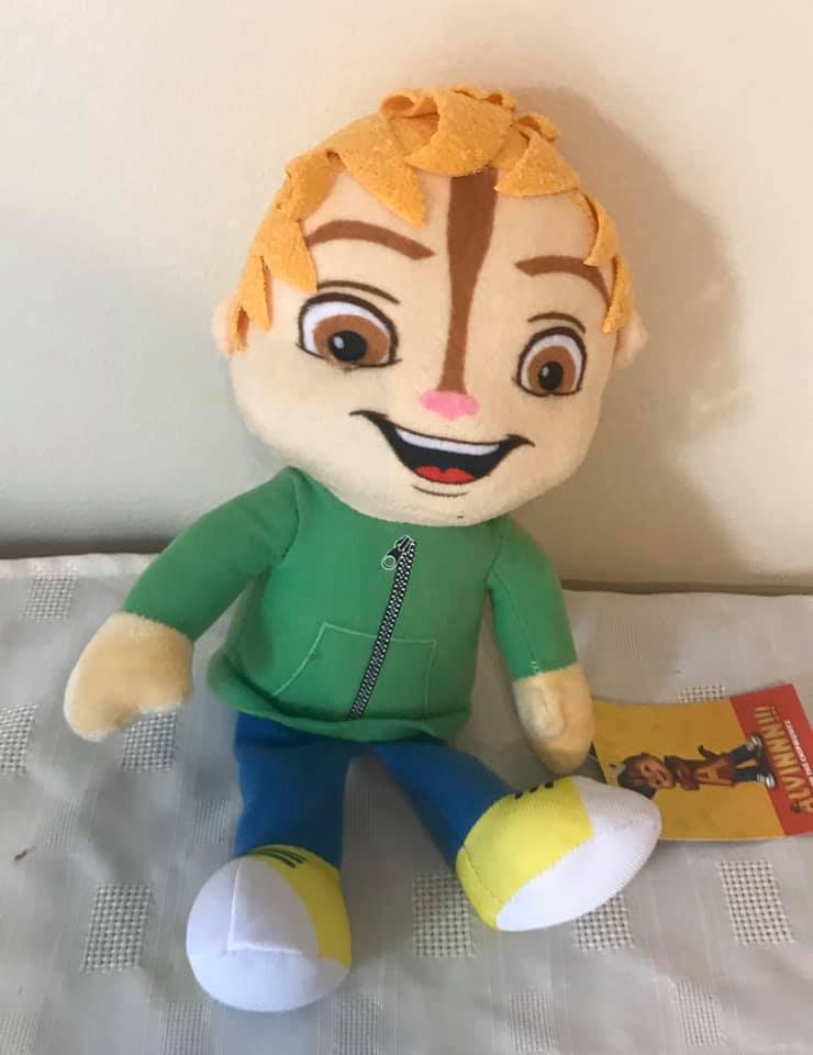 "Theodore from the Chipmunks 11"" Plush"