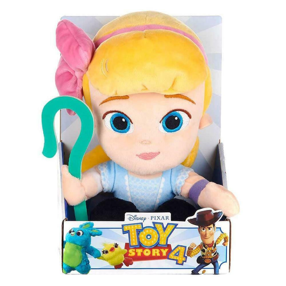 "Disney Pixar Toy Story 4 10"" Soft Plush Toy Bo Peep"