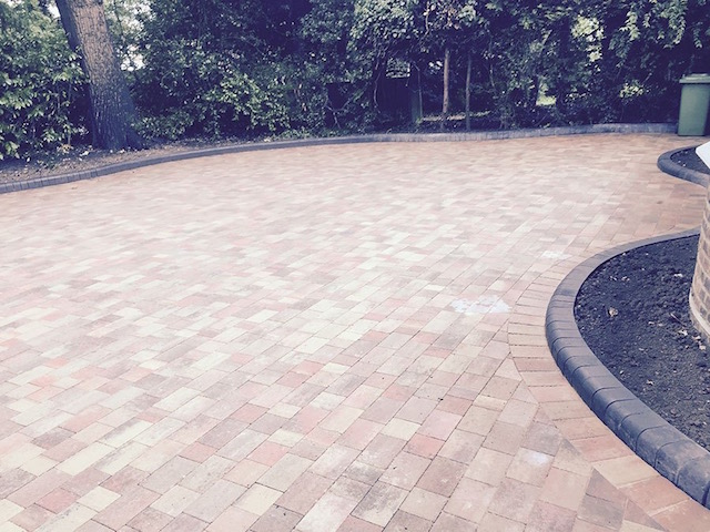 New driveways Englefield Green