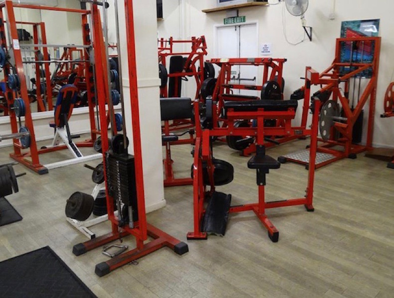 Fitness gym Dumfries AA Fitness Studio