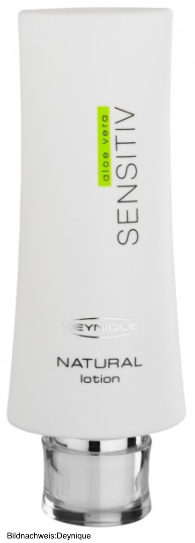 Aloe Vera Sensitiv Natural Lotion