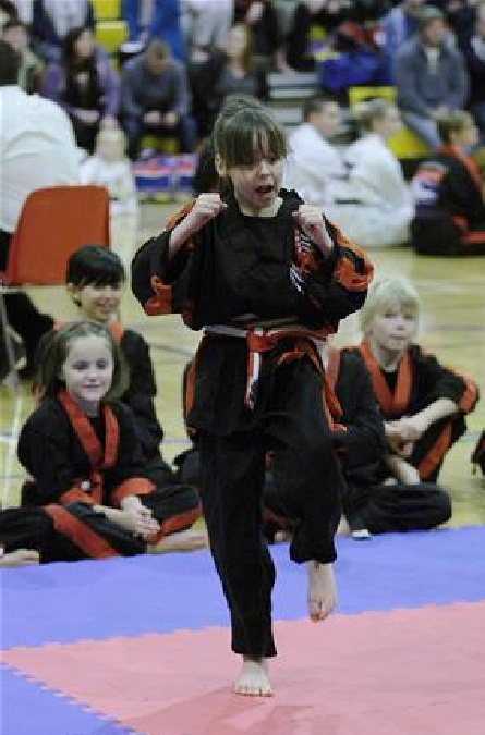 Childrens Martial Arts classes Dumfries