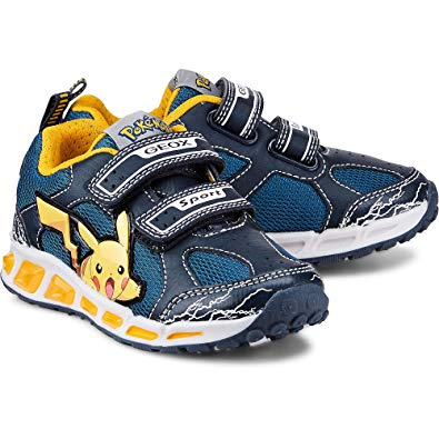 Toddler boys Pokemon trainers by Geox