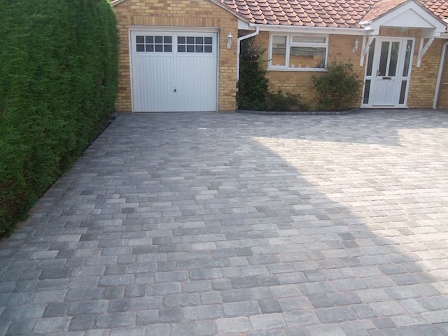 New driveways Woking