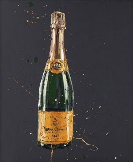 Clicquot Paul Oz Limited Edition