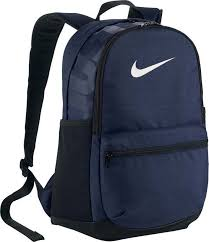 Nike Just Do It Bag Navy-Black-White