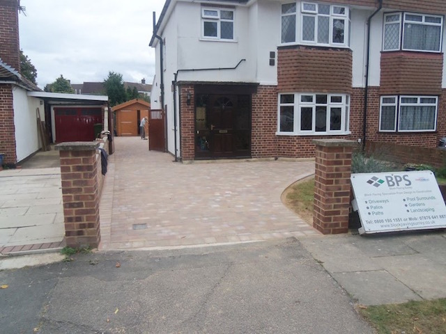 Block Paving Surrey in Staines, Middlesex