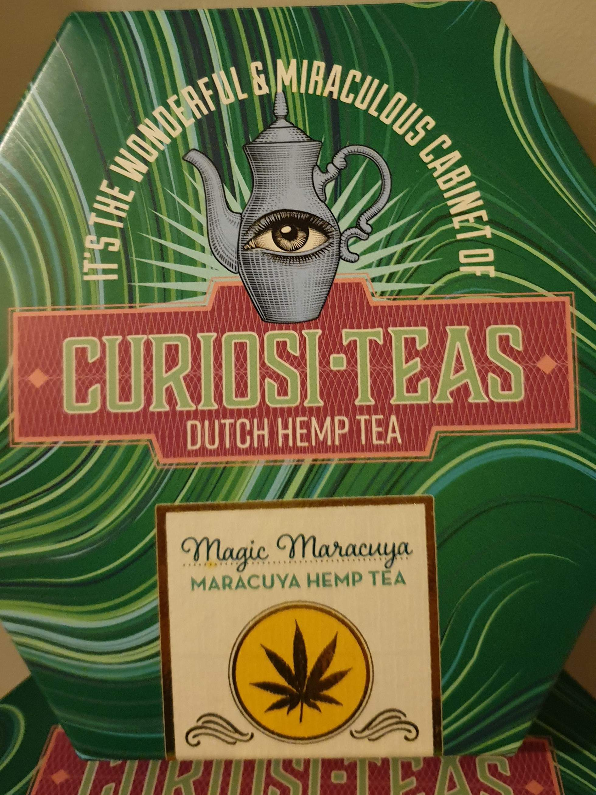 Curiositeas Magic Maracuja
