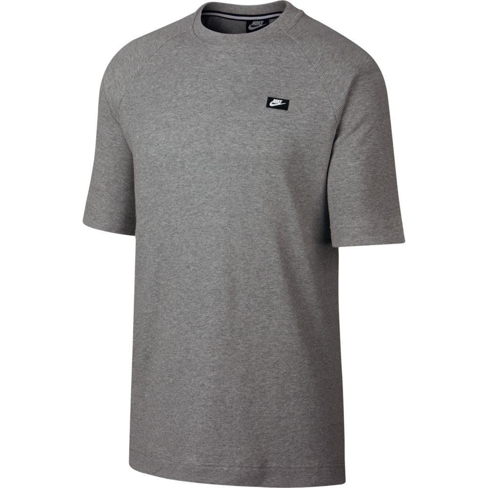 Nike NSW Waffle Top Grey-White-Black